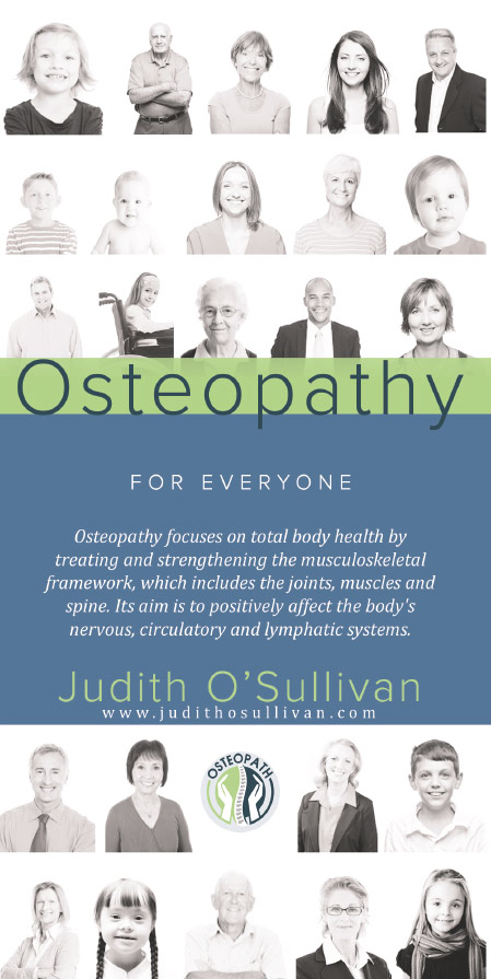 Osteopathy for everyone at Mallow Osteopathic Clinic